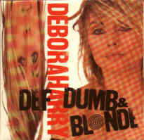 "Thumb of the ""Def, Dumb and Blonde"" album"